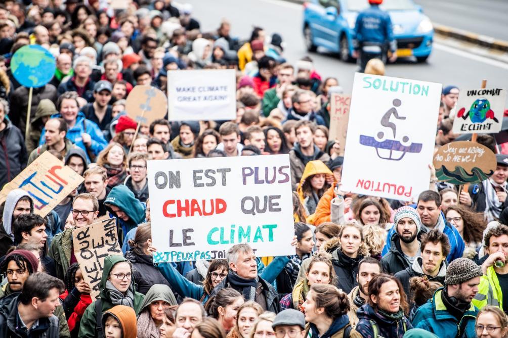 foto de Mouvements de grève pour le climat : à quoi doit on s